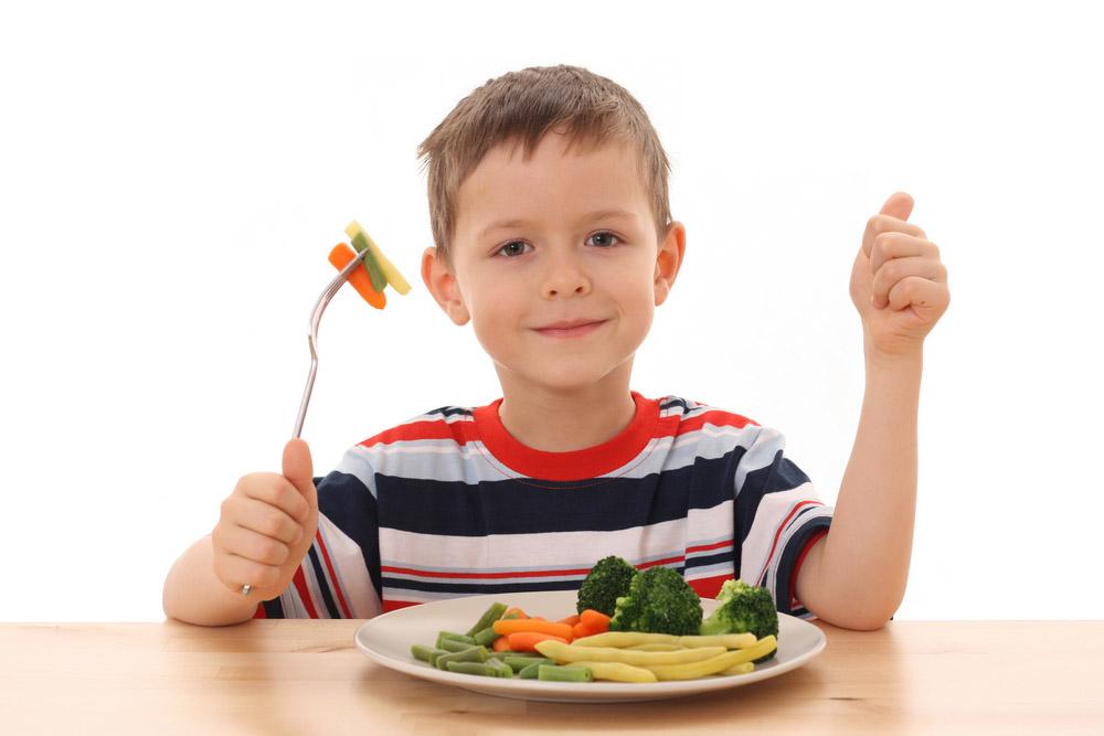 Суштинските хранливи елементи за детското мени