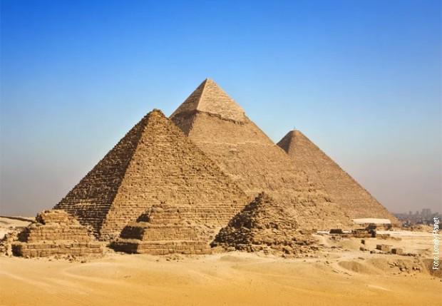 Ново откритие за тоа како е изградено едно од преостанатите светски чуда