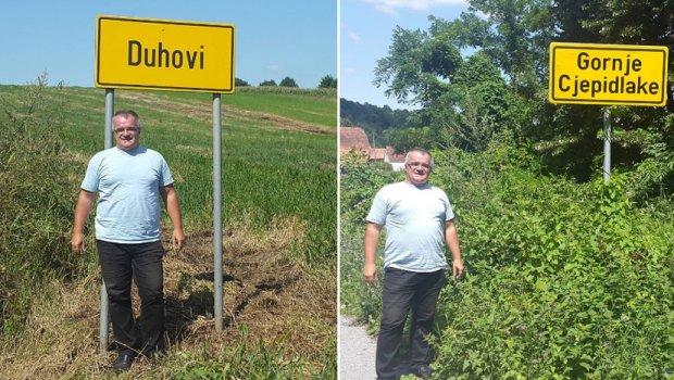 САМО НА БАЛКАН: Босанац ги посети Горни Цепидлаке, Тумидај, Смртиќ… (фото)