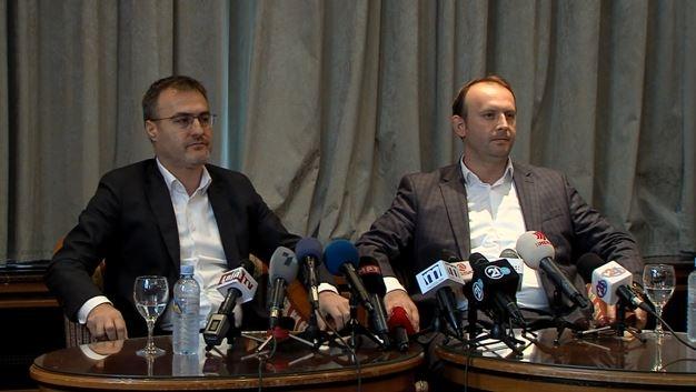Се официјализира коалицијата Алијансата за Албанците и БЕСА