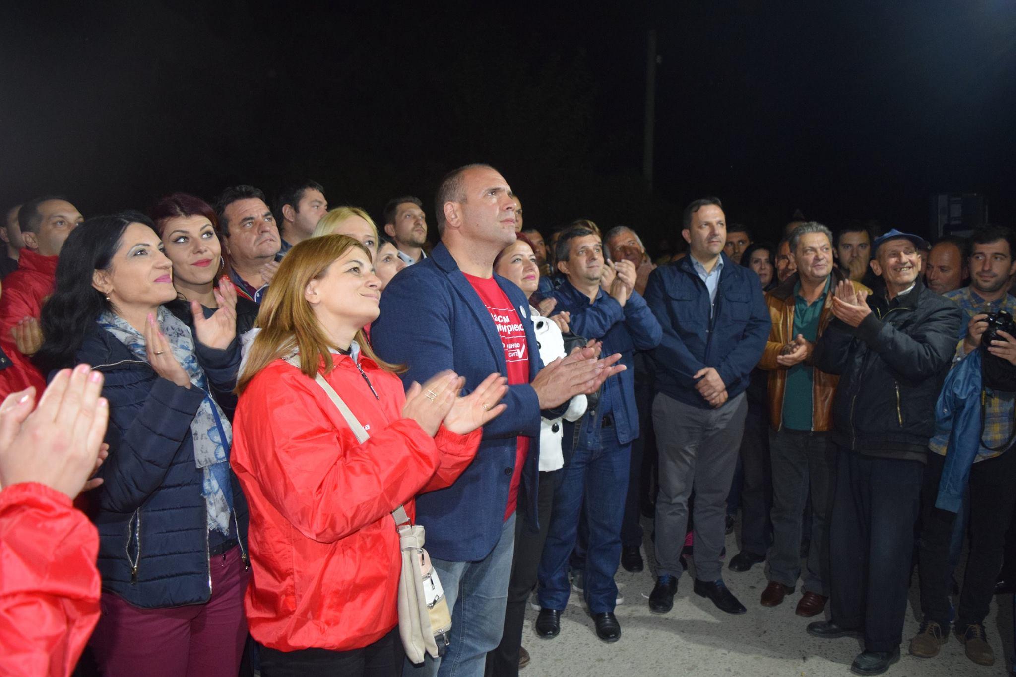 """Димитриевски најави доградба на основното училиште во населбата """"Перо Чичо"""""""