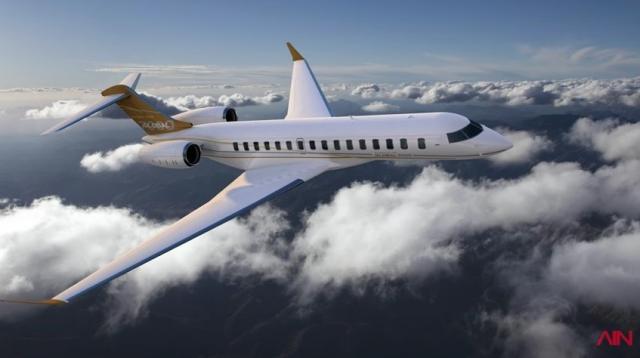 Ова е најголемиот приватен авион во светот: Чини 72,8 милиони долари (видео)