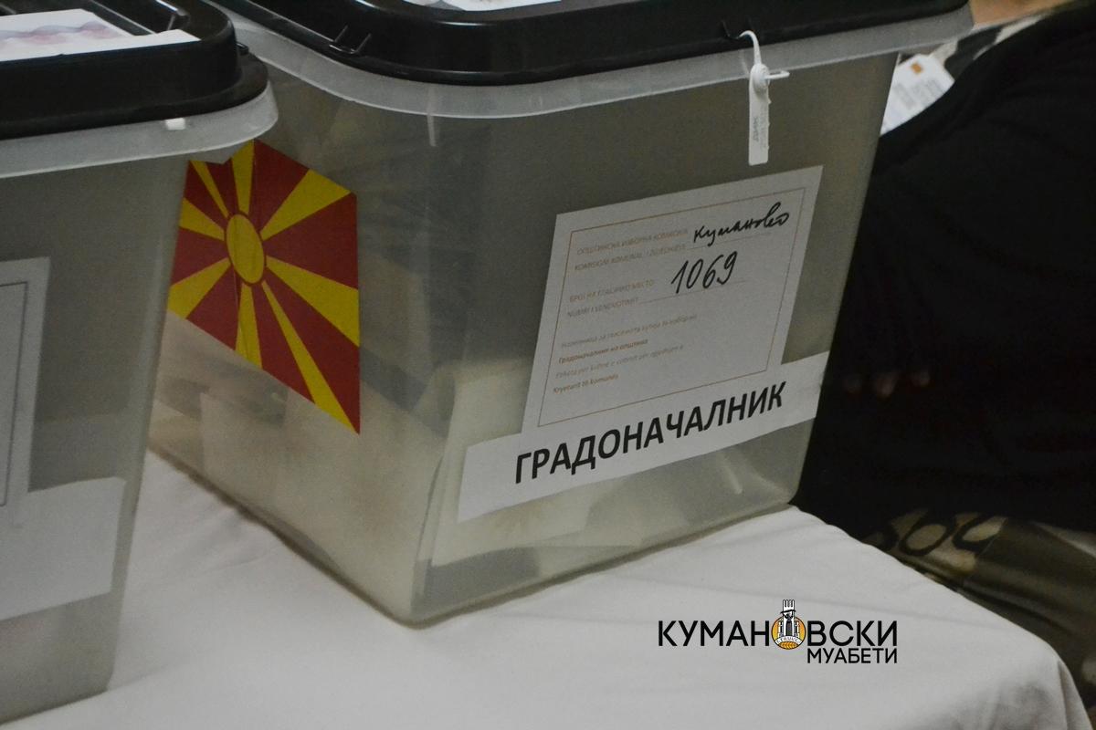 Се гласа на 1517 избирачки места во 35 општини