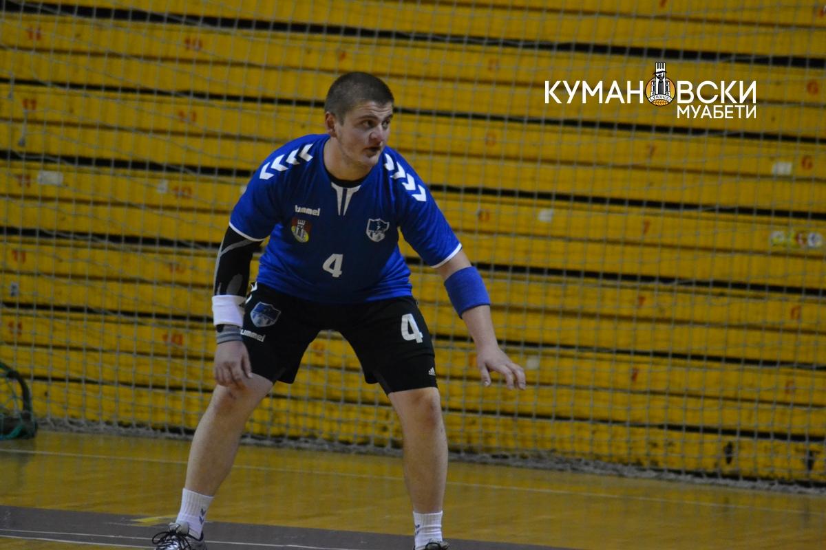 РК Куманово нерешено против Тиквеш за крајот на сезоната