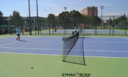 """Турнири во тенис, пинг понг и одбојка по повод """"11 Октомври"""""""