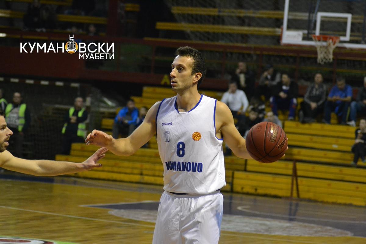 Кошаркарите на Куманово денеска го пречекуваат АВ Охрид