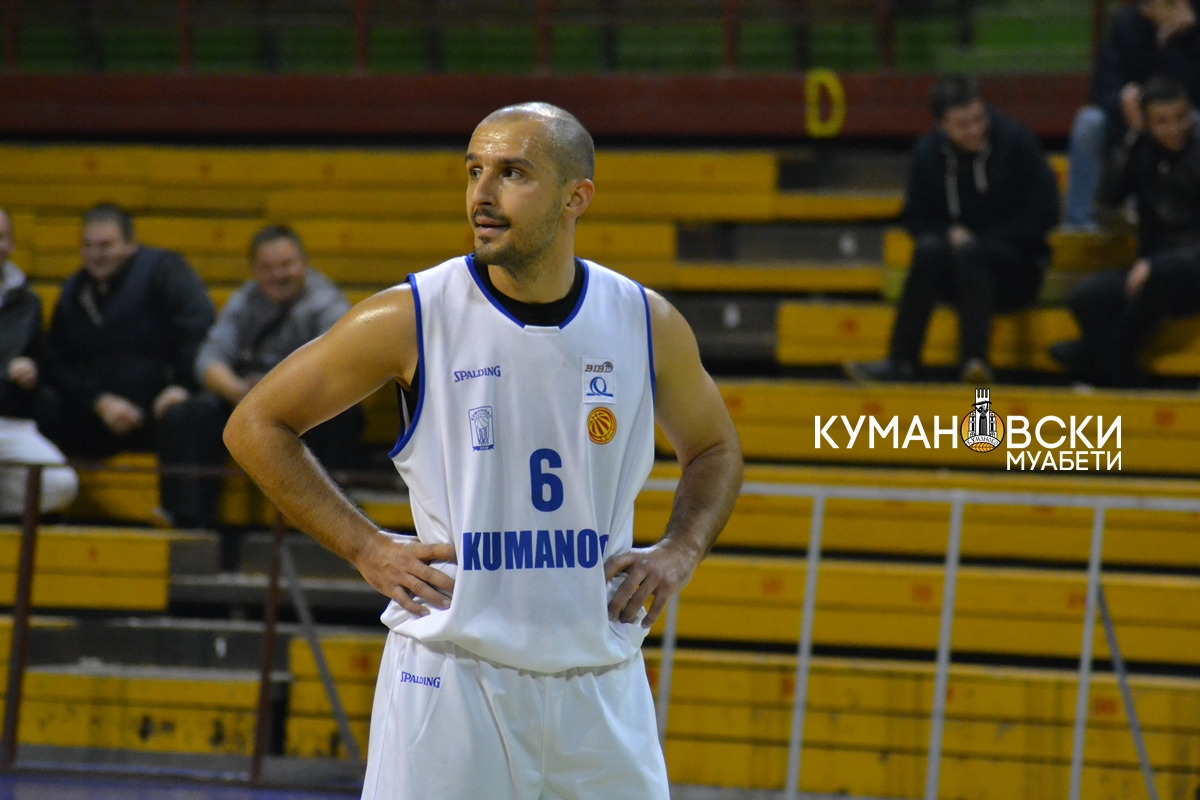 КК Куманово утре ќе ги одмери силите со КК Струмица