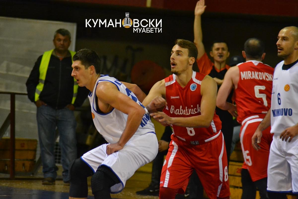 КК Куманово со пораз на стартот на сезоната, судиите со полициски кордон излегоа од салата (галерија)