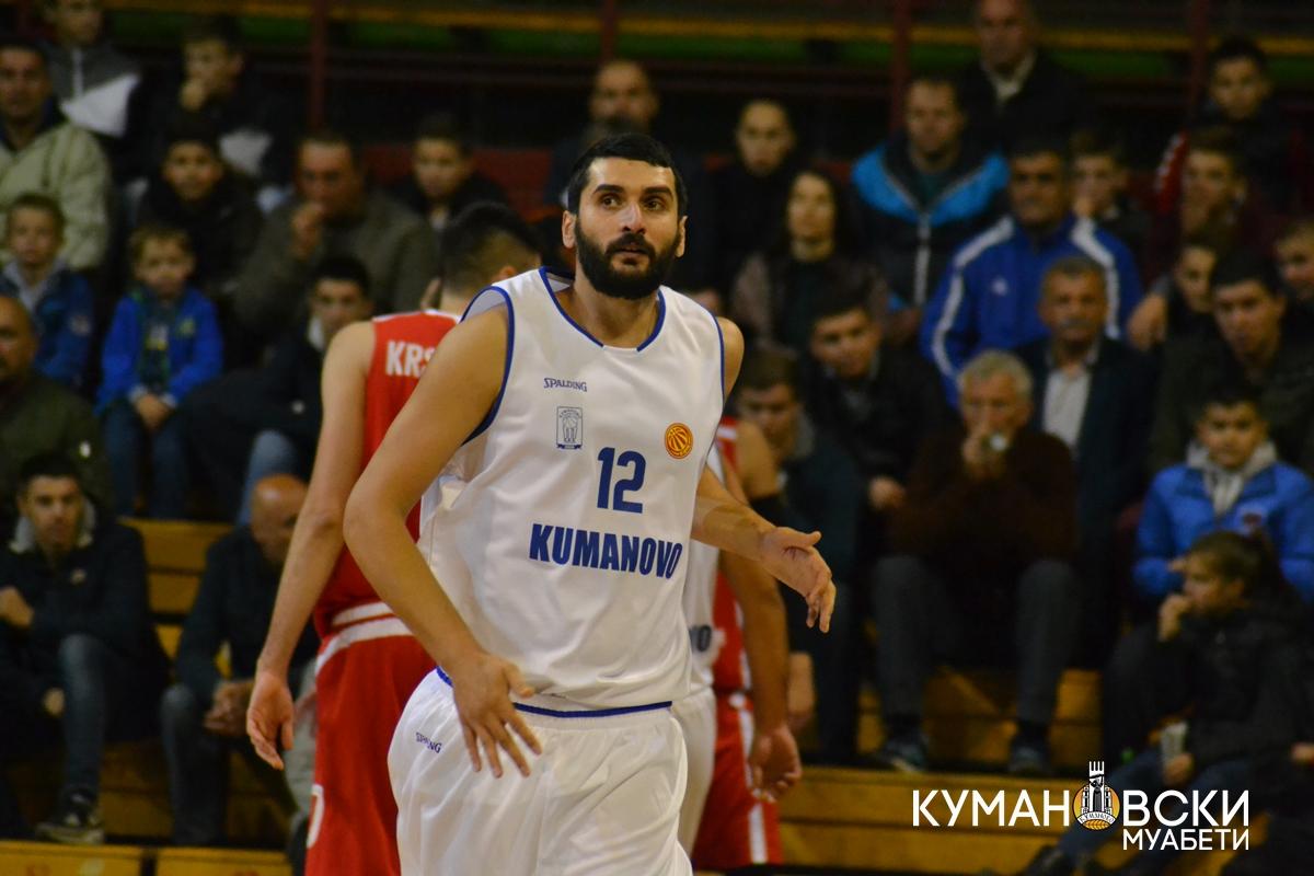 БИБЛ: КК Куманово го пречекува Ибар Розаје