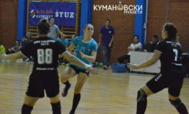 ЖРК Куманово загуби од вице-шампионот на Европа ЖРК Вардар