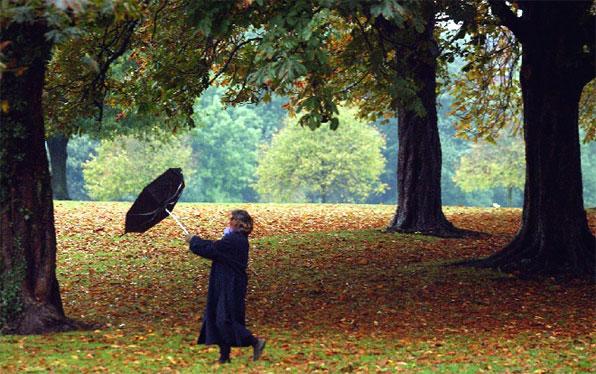 Времето денеска променливо облачно и ветровито