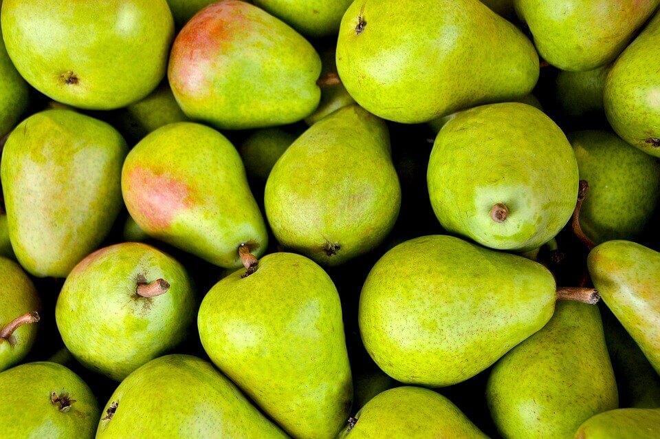 Eсенска диета со круши