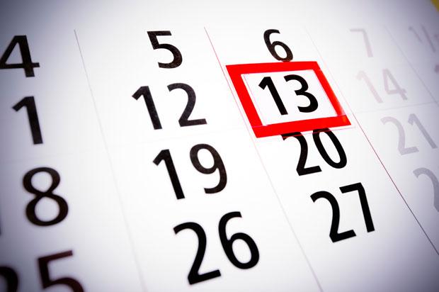 Денеска е Петок 13ти, а еве некои интересни факти со овој датум кои можеби не ги знаете