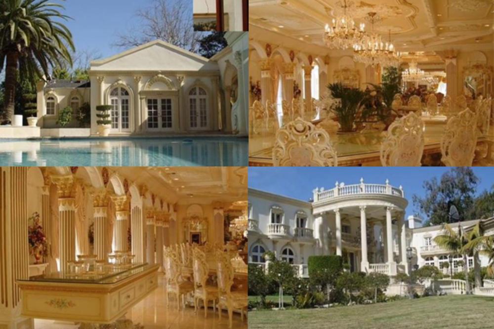 Златната палата на Мугабе вредна 10 милиони долари (видео)