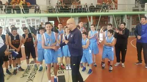 Марко Трајковски - иднината на кумановската кошарка