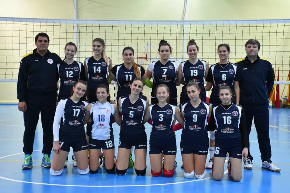 Одбојкарките на СВСК го совладаа составот на Македонија Макс