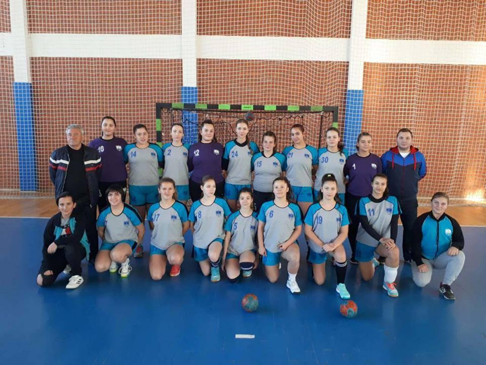 Доминација на ЖРК Куманово во првенството во пионерска категорија
