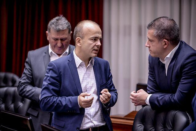 Тевдовски  Догодина најголеми средства во буџетот за активни мерки за вработување