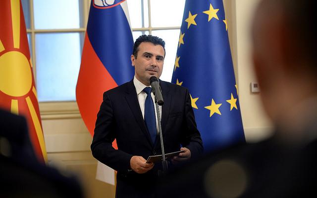 Македонија и Грција се поодлучни да се реши спорот со името