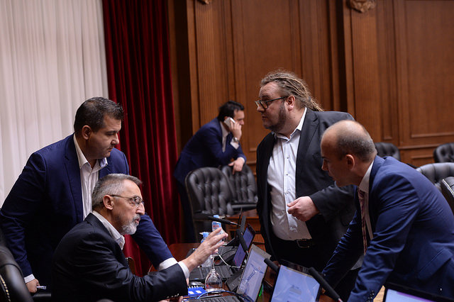 Прва заедничка седница на владите на Македонија и на Бугарија