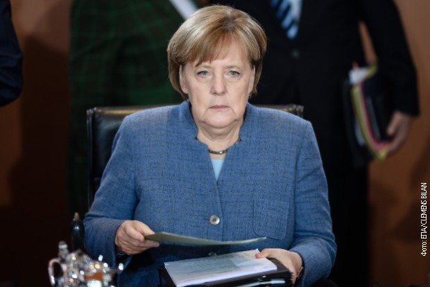 Дали улогата на Ангела Меркел во ЕУ е загрозена?