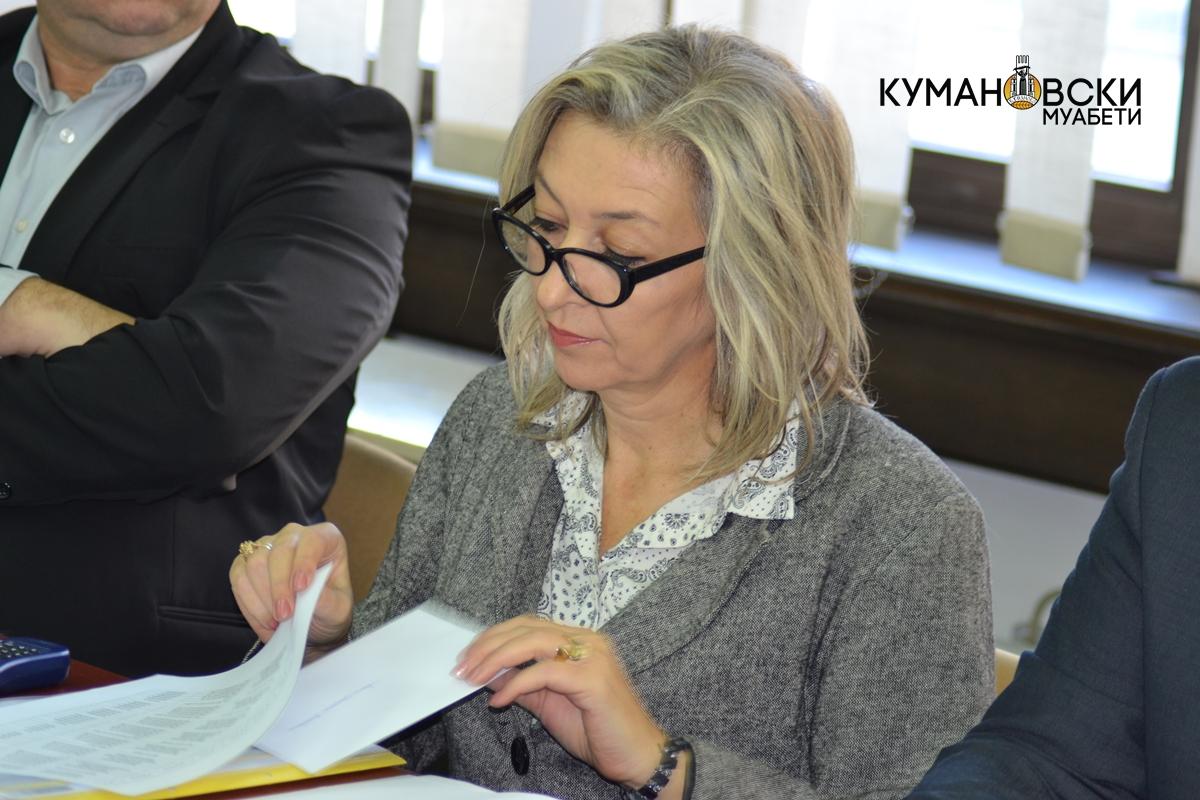 Советот на Општина Куманово утре ќе расправа по 15. точки