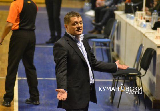 Петровиќ: Дресот на Куманово обврзува секој да го даде максимумот на теренот