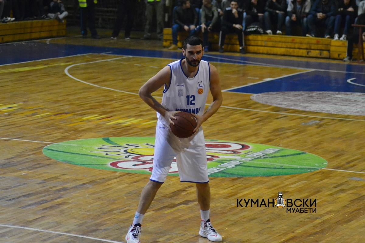 Слободен влез на вечерашниот натпревар КК Куманово – Фени Индустри