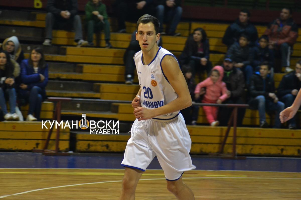Млади кошаркари ќе ја носат играта на КК Куманово сезонава