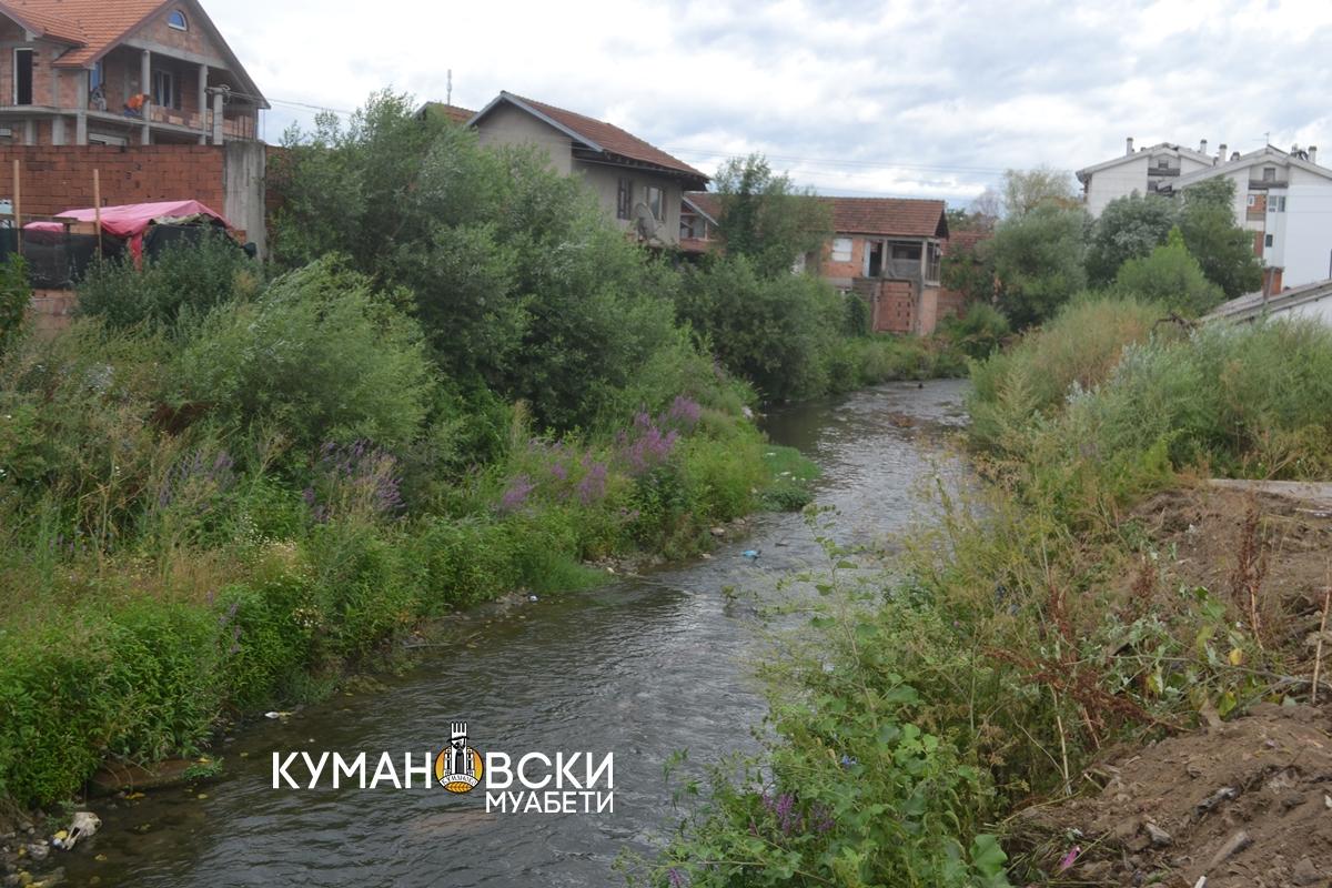 Нема опасност од излевање на реките во кумановско