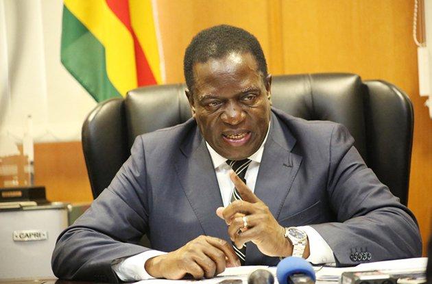 Мнангагва нов претседател на Зимбабве, Мугабе си поднесе оставка