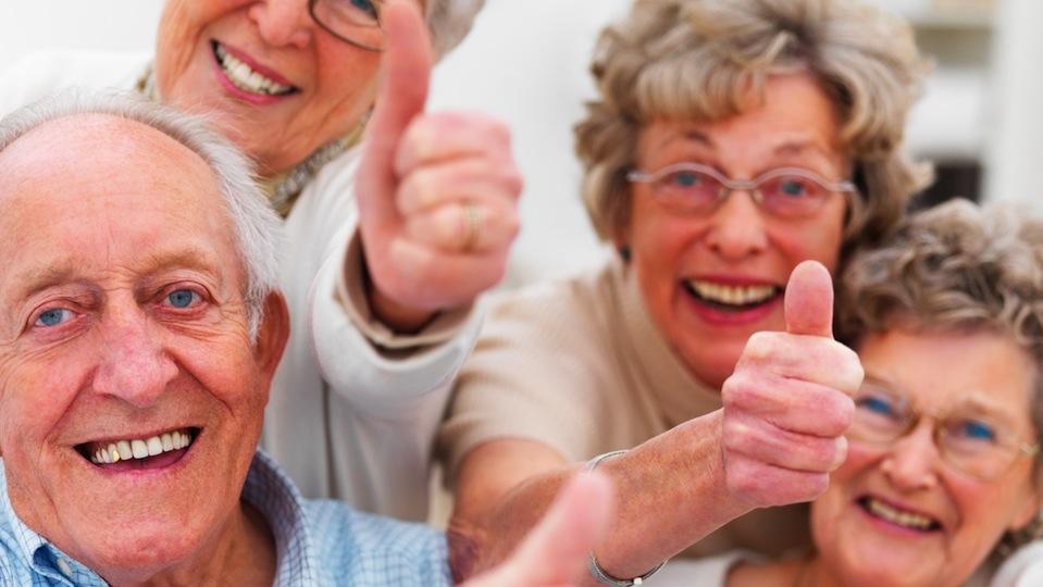 """""""Сите сме нивни деца"""" - Недела за грижа за стари лица"""