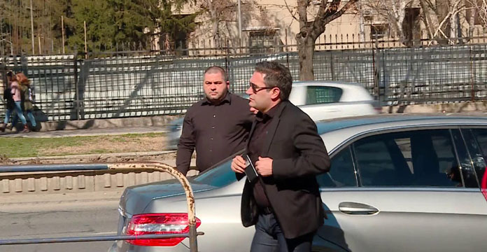 """Сеат Кочан се изјасни за невин за """"Труст"""""""