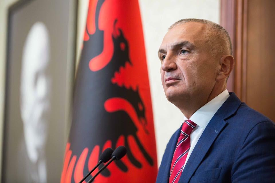 Албанскиот претседател Мета во посета на Македонија