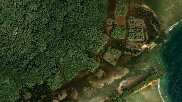 Со векови никој не можел да се доближи до овој древен град (видео)