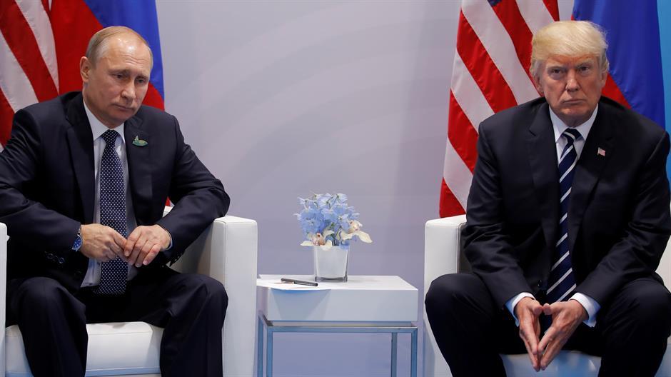 Телефонски разговор Путин - Трамп: За што разговарале двајцата претседатели?