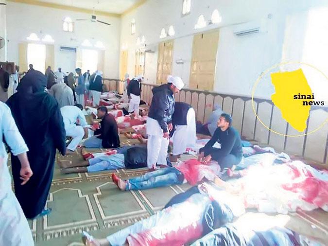 235 мртви во терористички напад во Египет (вознемирувачки снимки)