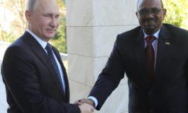Ал-Башир до Путин: Спасете го Судан од САД