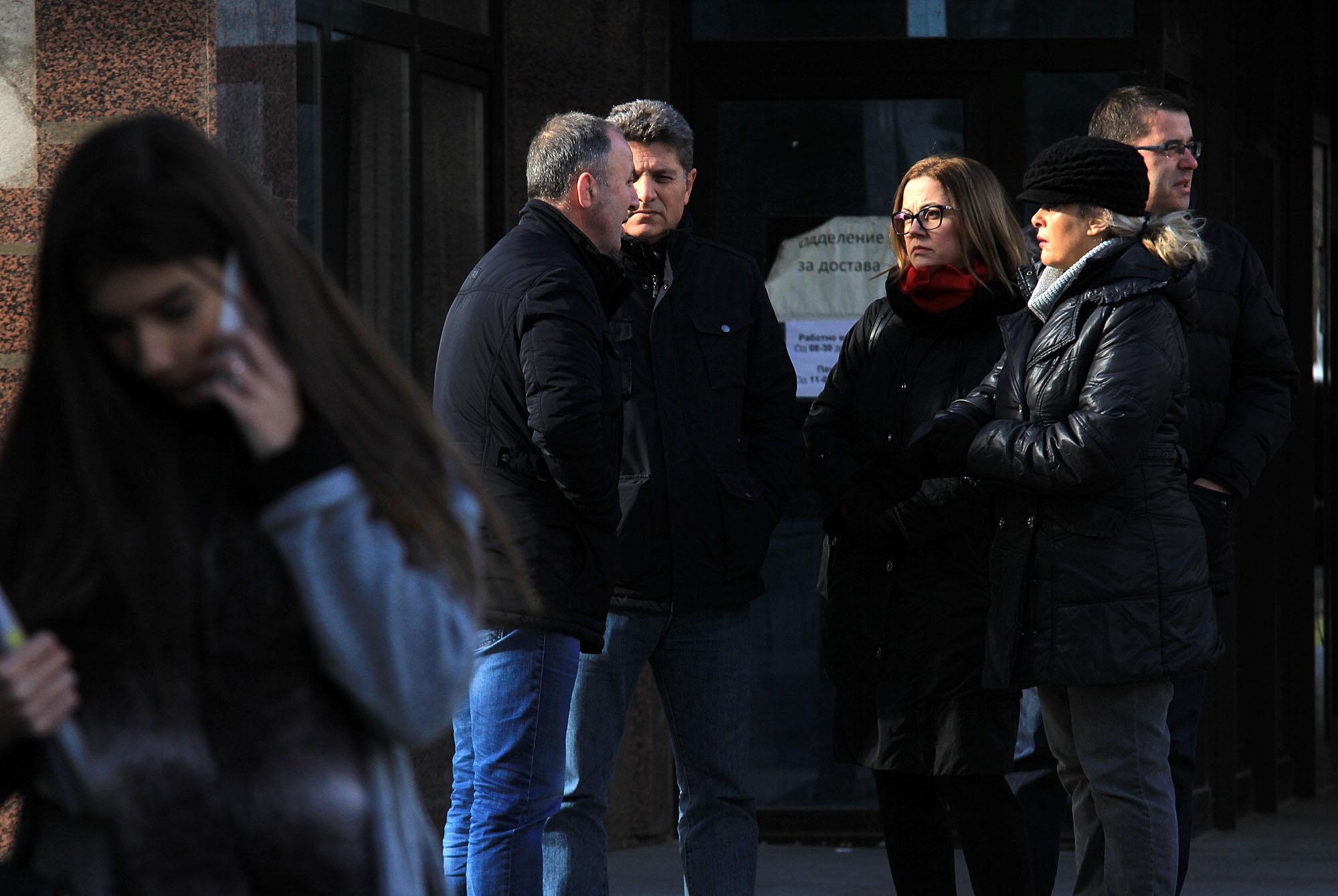 Шестемина пратеници дојдоа на распит во Кривичниот суд