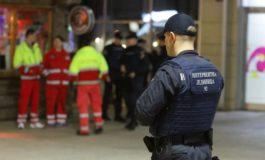 Дојава за бомба во трговски центар во Белград (фото)