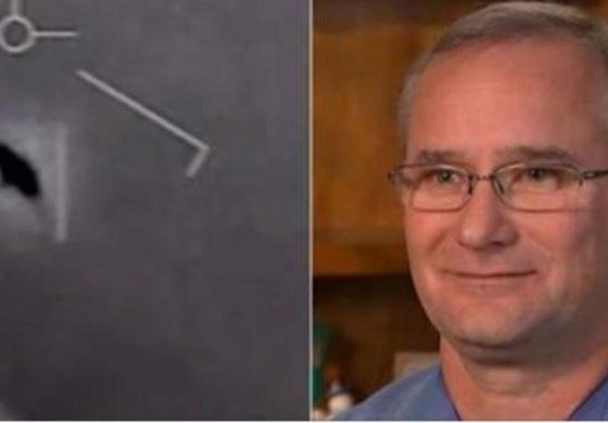 Американски пилот открива детали за својата средба со НЛО (видео)