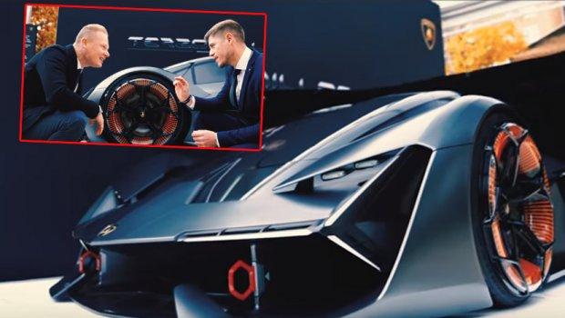 ТРЕТИОТ МИЛЕНИУМ: Ламбурџини го претстави автомобилот на иднината (видео)