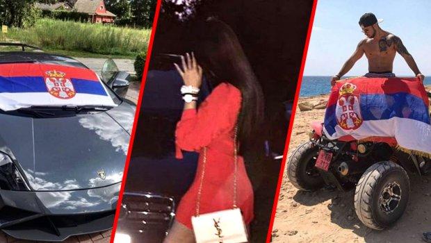БОГАТИТЕ ДЕЦА ОД БАЛКАНОТ: Се возат најскапите автомобили и се живее во луксуз (фото)