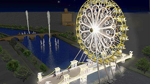 Шилегов: Стопирана изградбата на Панорамското тркало