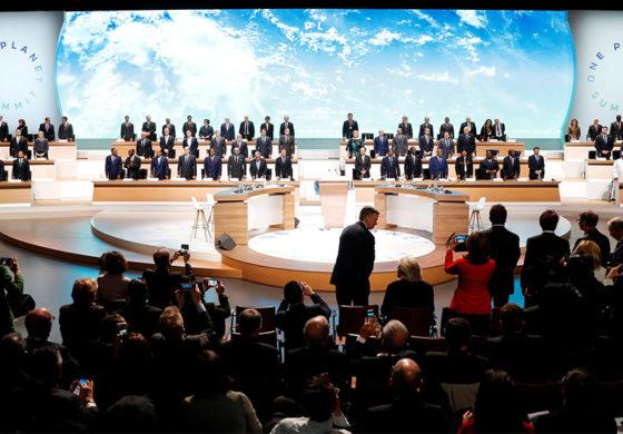 Макрон: Неопходна е мобилизација за климатските промени