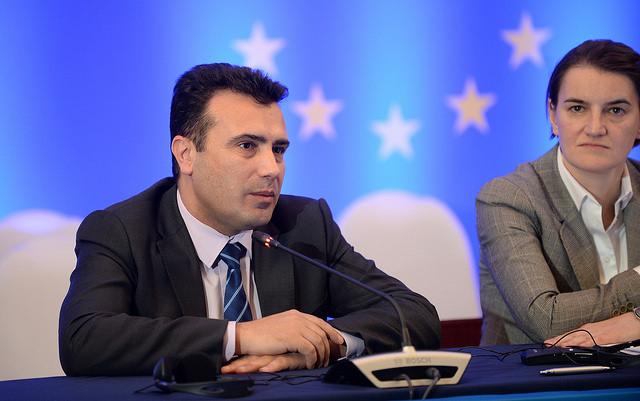 Заев: Македонија може да биде транспортен центар на Балканот