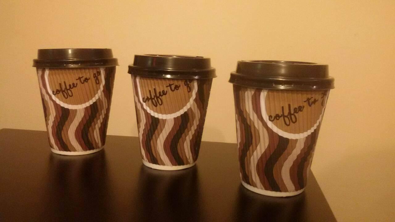 Кафе за носење – eдинствено во Кафе Селект