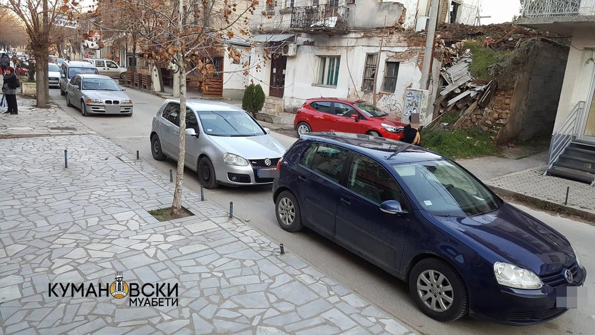 Нулта толеранција за узурпирање на паркинг местата, најави Димитриевски