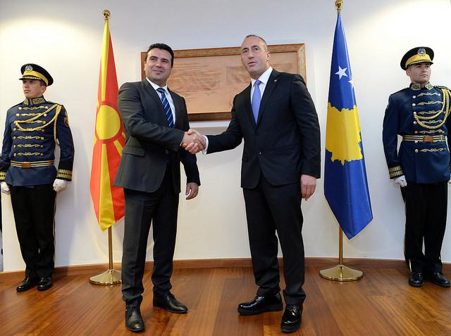 Заев: Македонија и Косово немаат отворени прашања