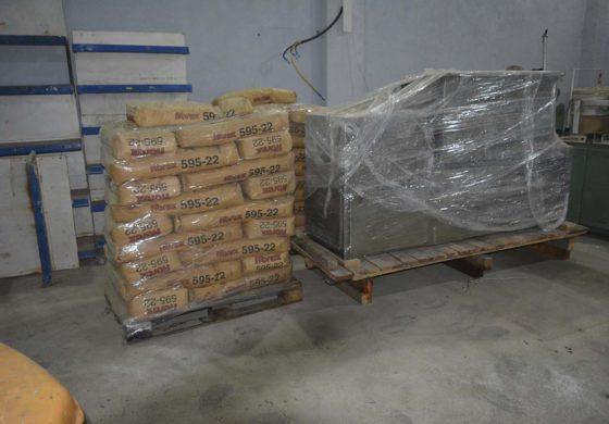 МВР откри магацин со опрема и супстанци за производство дрога (фото)